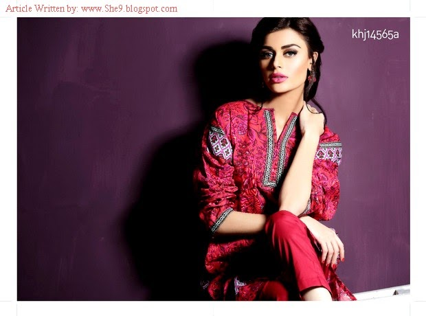 Khaadi Khaddar Winter Collection 2014