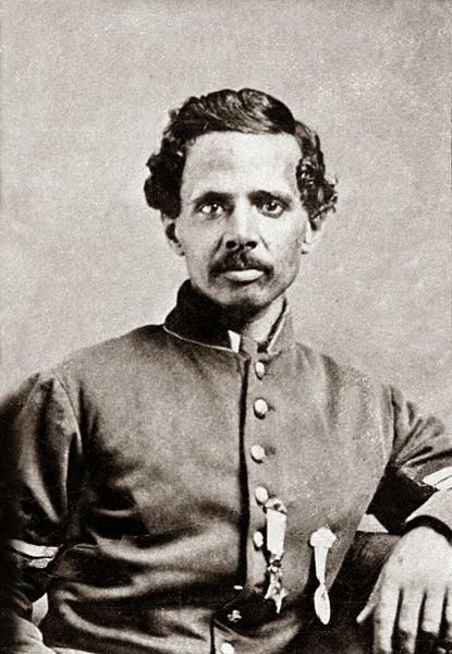 The Civil War Of The United States Powhatan Beaty Born