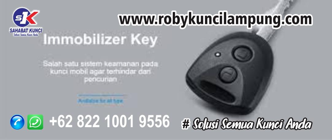 Duplikat Kunci Mobil Lampung