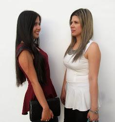 CAROLINA Y DANIELA