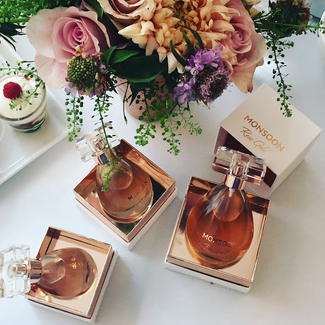 Monsoon's First Fragrance | Rose Gold