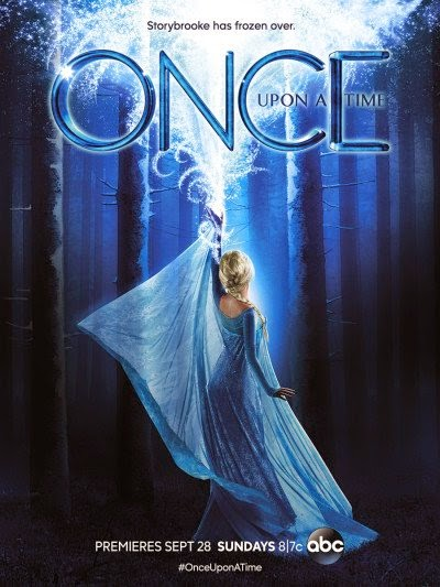Frozen comes to Once Upon a Time season 4