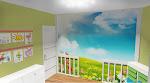 проекты детских комнат