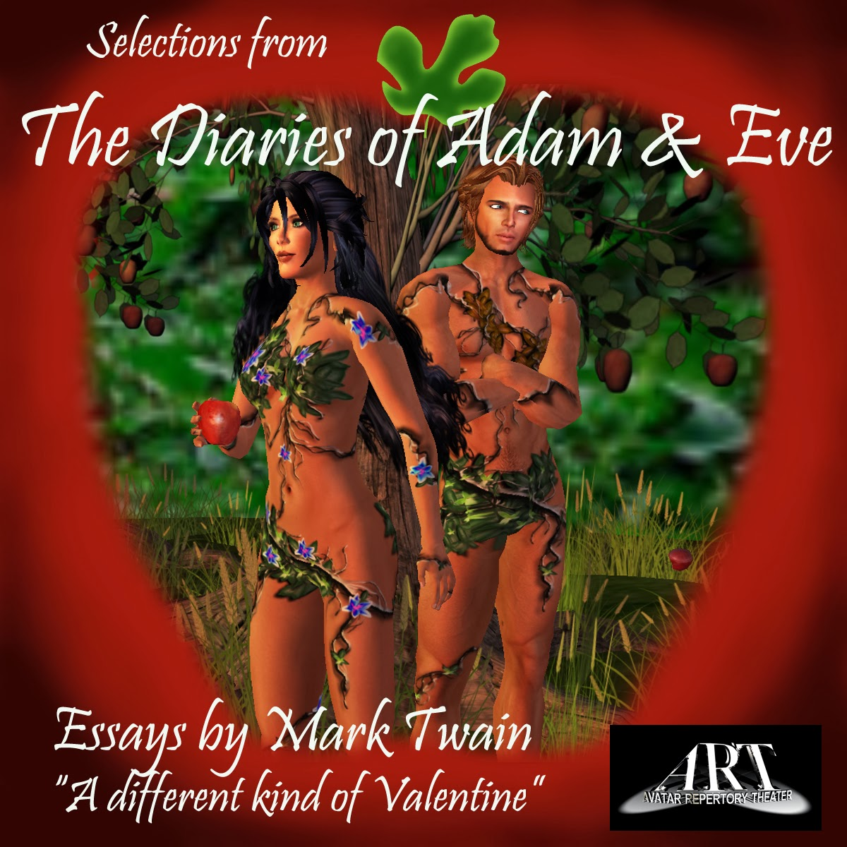 Diaries of Adam And Eve Diaries of Adam And Eve