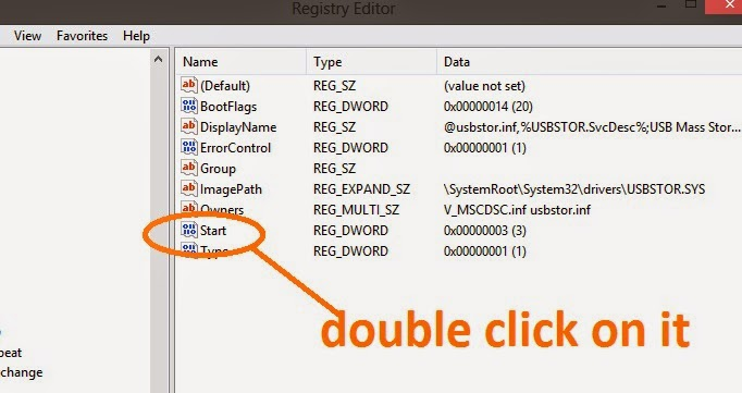 How To Disable USB Ports In Windows PC Via Registry?