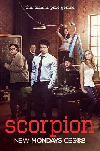 Scorpion (2014) Temporada 1