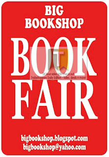 Big Bookshop Book Fair 2012