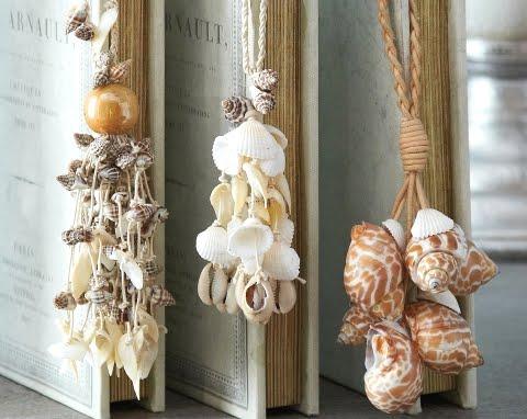 shell tassels