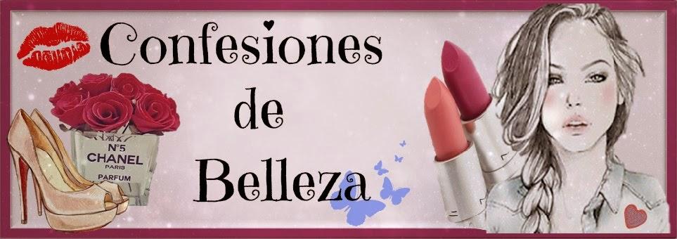 Confesiones de Belleza
