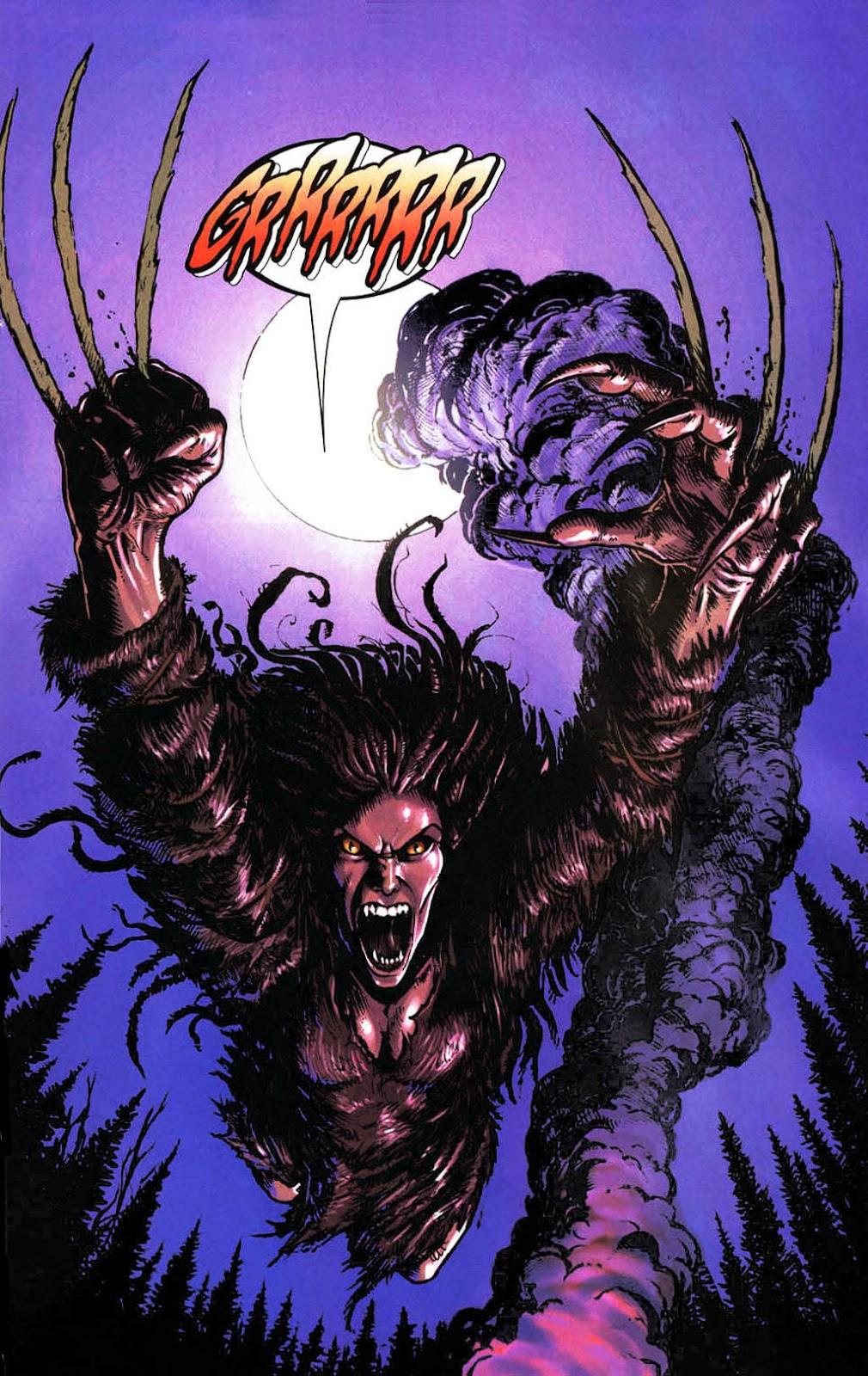 Read online Wolverine (2003) comic -  Issue #14 - 12