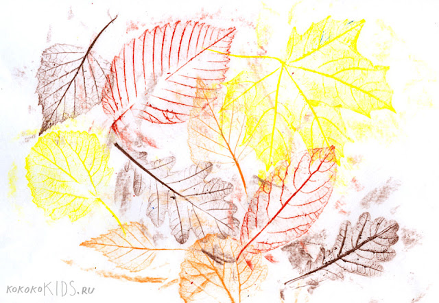http://www.kokokokids.ru/2011/10/fall-art.html#more