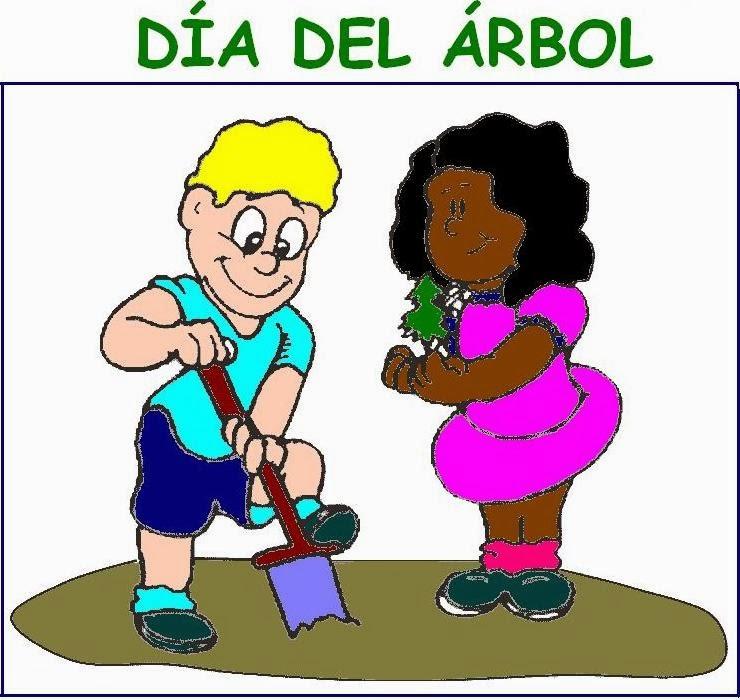 Dia del Arbol, Imagenes, parte 3