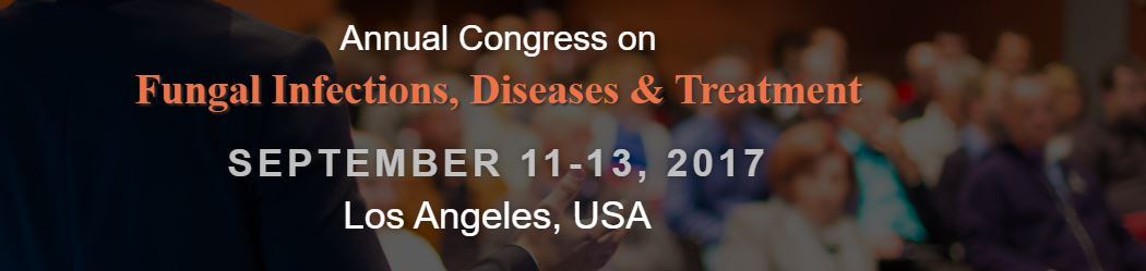 <b>Annual Congress on Fungal Infections, Diseases and Treatment</b>