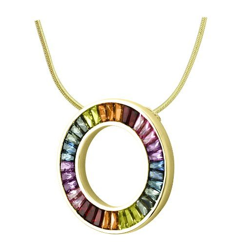 Watches jewelery for you asher collection rainbow sapphire asher collection rainbow sapphire circle of life pendant mozeypictures Gallery