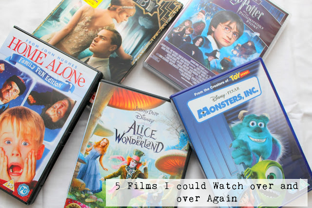 5 Films I Could Watch Over and Over again