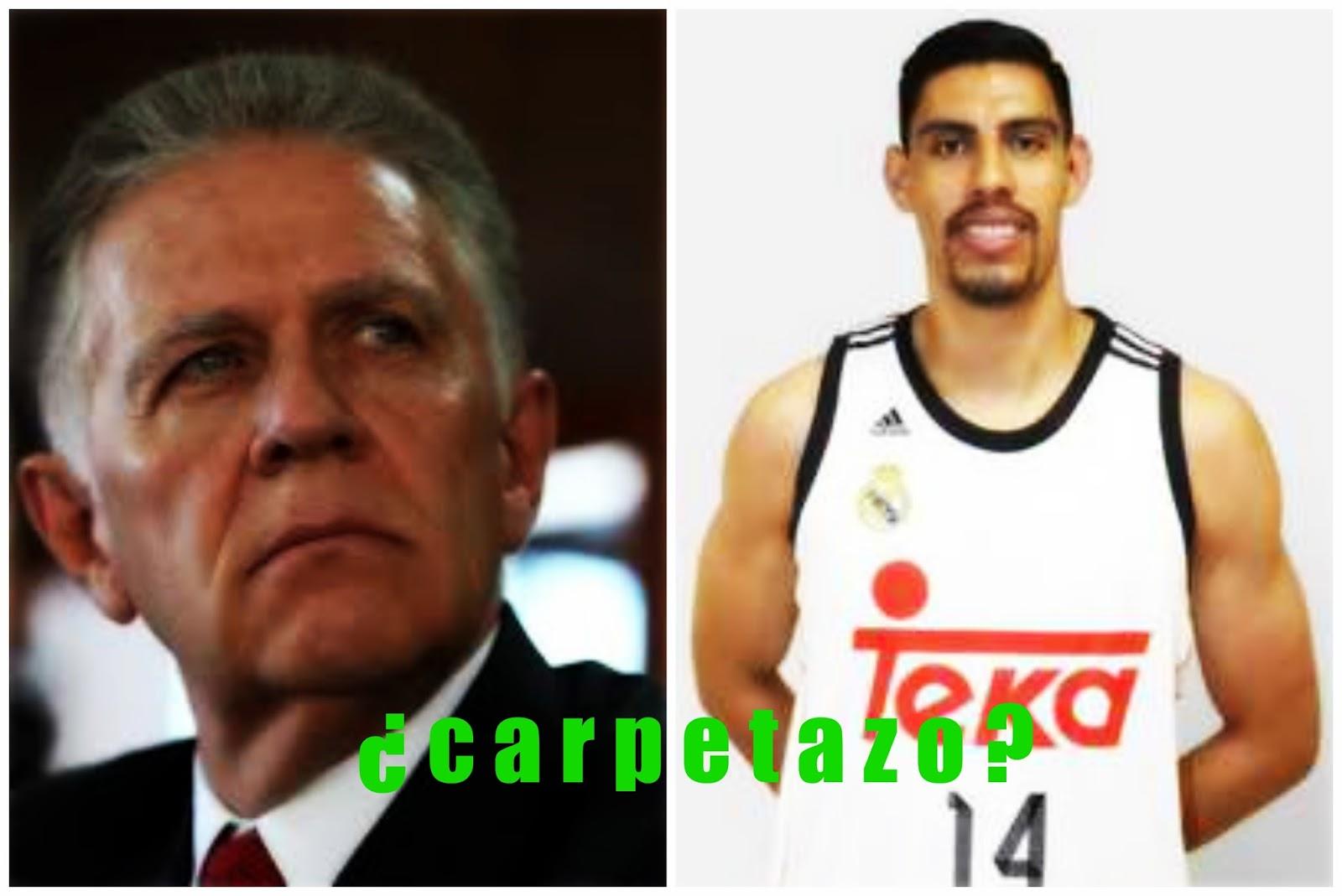 Gustavo Ayon y Carlos Padilla