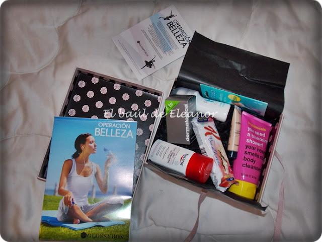 Glossybox Abril Operación Belleza