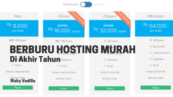tips membeli hosting