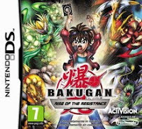 Bakugan: Rise of Resistance (E) | DS Roms