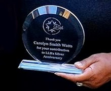 Carolyn Smith Watts is an award-winning public servant