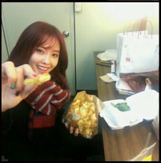 Selca Baru dan Pesan Dari T-ara Hyomin di Me2Day