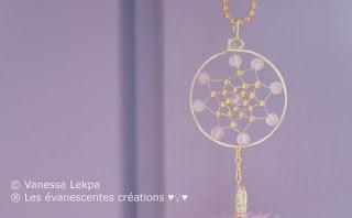 bijoux romantiques poetiques attrape rêves