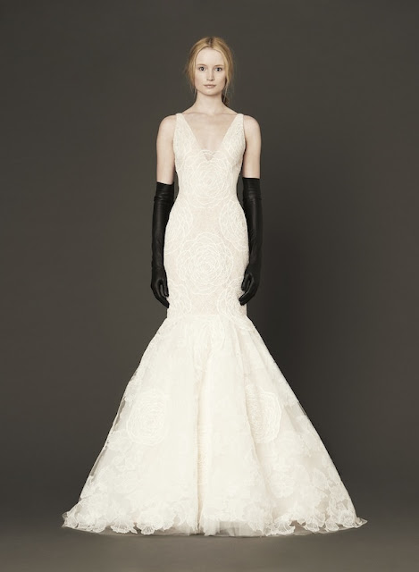 2014 vera wang wedding dress