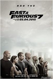 Fast & Furious 7 - Quá Nhanh Quá Nguy Hiểm 7 2015 Poster