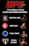 Os times e seus lutadores. Postado por Ricardo às 18:54 4 comentários