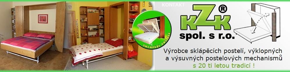 Vybavení malého bytu - sklopná postel