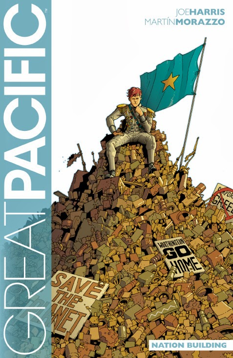 Great Pacific TPB Vol. 2