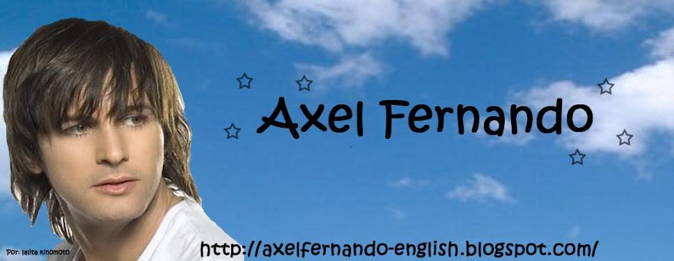 Axel Fernando