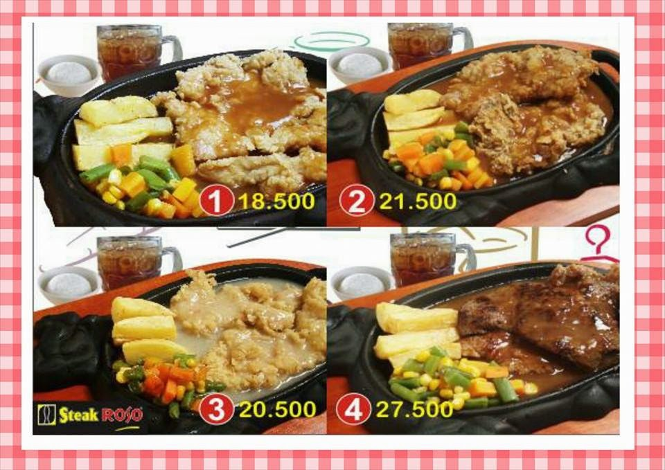Nasi Box Steak, Nasi Box Murah di Bandung