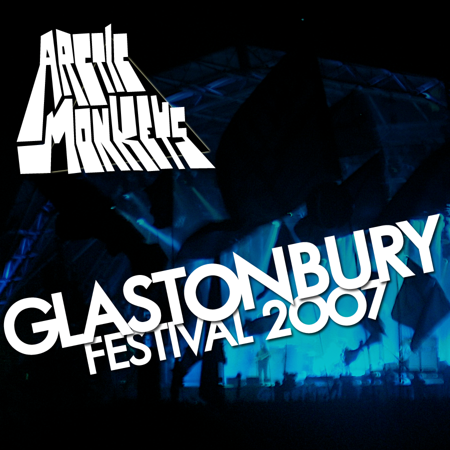 [Descarga] Arctic Monkeys: Glastonbury 2007 Mp3