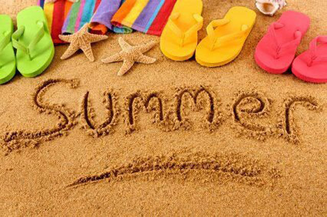 Happy Summer Holidays See You In September