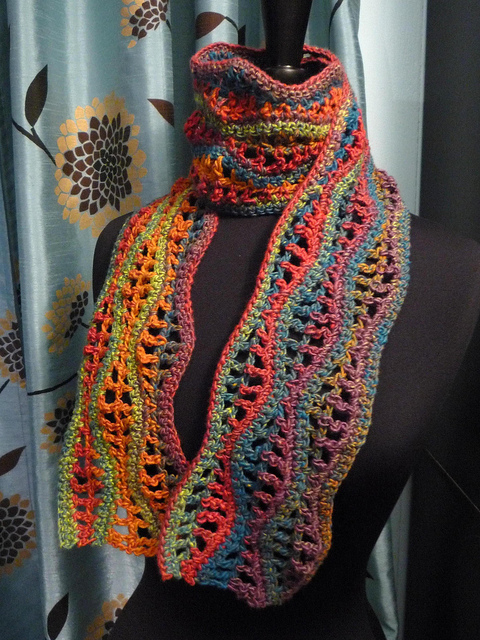Crochet Anyone? Crows Feet Chic