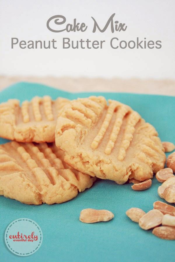 Lemon Coconut Cookies Cake Mix