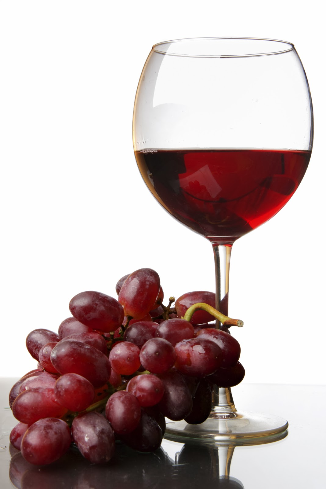 Red Wine (Red Grapes Juice)