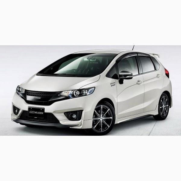 Body Kit Honda Jazz 2014 Type S Mugen