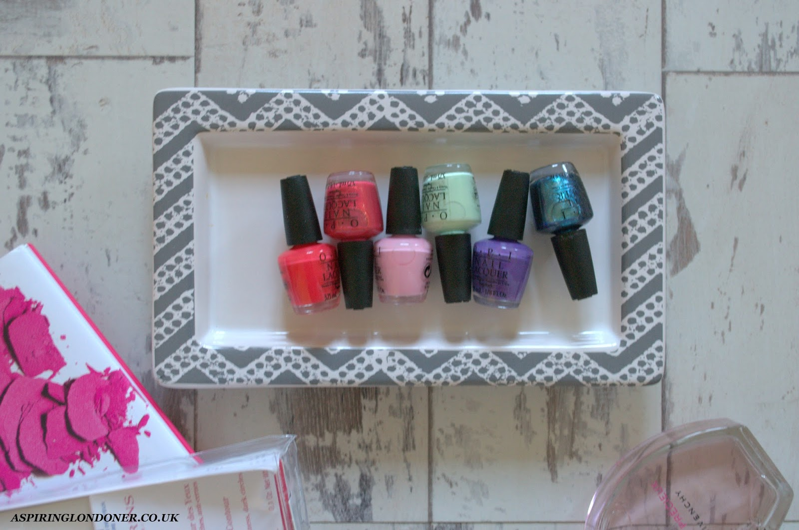 OPI Travel Hawaii Mini Collection - Aspiring Londoner