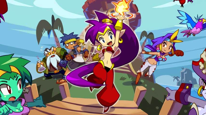 Shantae and the Pirate's Curse (3DS eShop) Review
