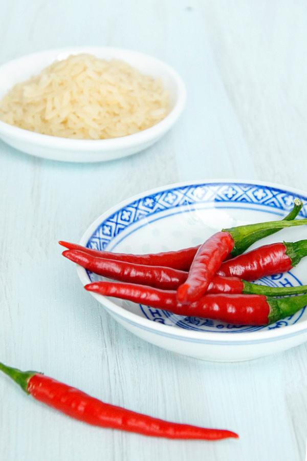 Curry Rezept Chili und Kichererbsen