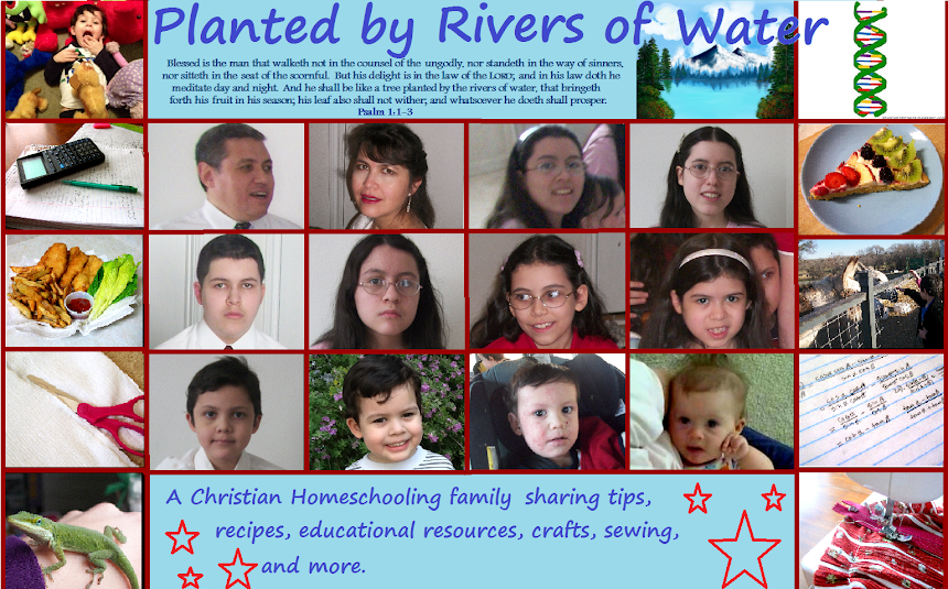 Planted by Rivers of Water