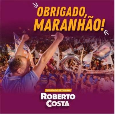 DEPUTADO ESTADUAL REELEITO ROBERTO COSTA