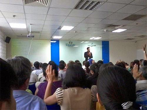 Công ty Unicity Việt Nam giăng bẫy lừa đảo