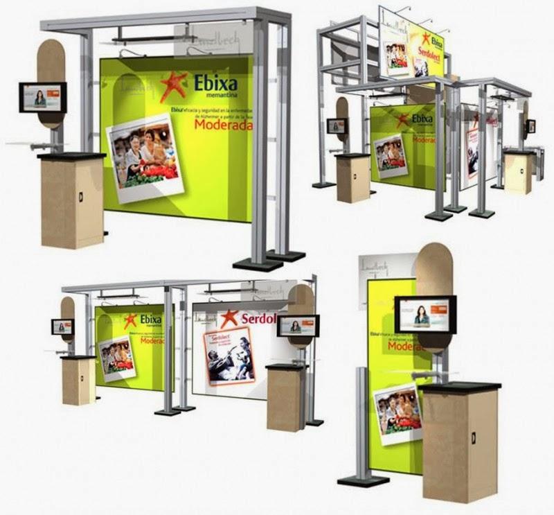 Favori Quels types de stands choisir pour son salon d'exposition ? Et 5  NZ06