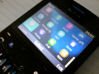 Nokia Asha 205 manual configurations