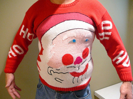 Karen's Korner: Ugly Christmas Sweaters