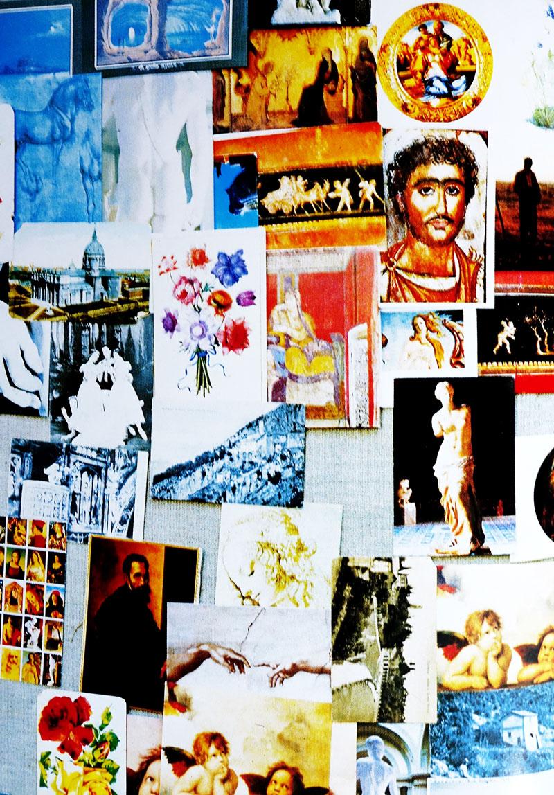 Versace mood board by Bruce Weber / Gianni Verscace / Versace biography / Italian fashion designers / made in italy / designer biographies / via fashioned by love british fashion blog