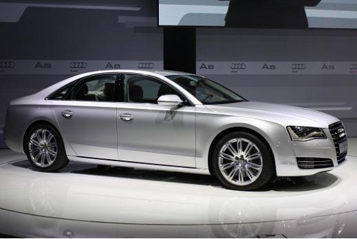 2016 Audi A8 Release Date